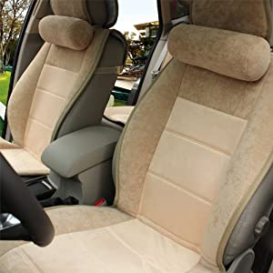 秋冬季新款现代ix35专用坐垫冬
