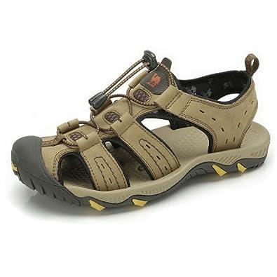Camel 骆驼 户外鞋 沙滩鞋 男款 新款户外休闲凉鞋 82396604