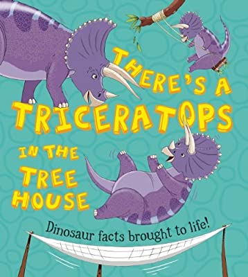 There's a Triceratops in the Tree House.pdf