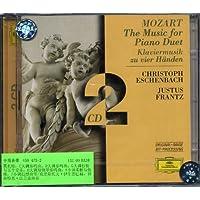 进口CD:莫扎特:双钢琴作品