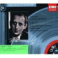 进口CD:李斯特B小调钢琴奏鸣曲