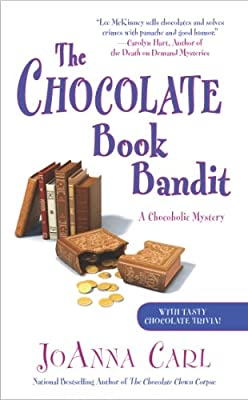 The Chocolate Book Bandit: A Chocoholic Mystery.pdf