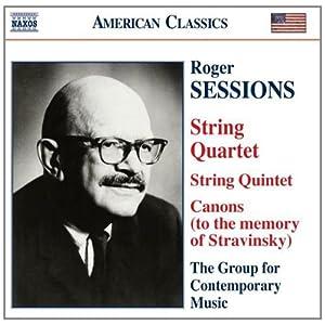 CD 塞欣斯 弦乐五重奏 第一弦乐四重奏 卡农 献给伊戈尔 斯特拉文斯