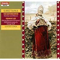 进口CD:斯美塔纳Smetana:被出卖的新娘The Bartered Bride From My Life