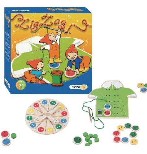 德国贝乐多 幼儿早教益智手工玩具 穿编缝扣子 22315 (婴儿用品)