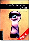 Oxford Bookworms Library: Stage 2: The Canterville Ghost Audio CD Pack