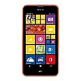 NOKIA 诺基亚 Lumia 638 TD-LTE/TD-SCDMA/GSM 4G手机(橙色 移动定制)最新win8.1系统,4.5英寸高清屏幕,高通四核1.2G处理器,聚碳酸酯轻薄机身,原生Office软件
