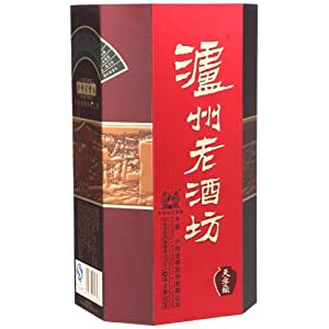 泸州老酒坊天字坛52度 500ml