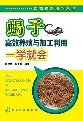 饲药用动植物丛书:蝎子高效养殖与加工利用一学就会.pdf