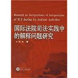 国际法院司法实践中的解释问题研究