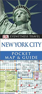 DK Eyewitness Pocket Map and Guide: New York City.pdf