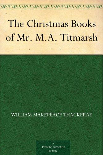 The Christmas Books of Mr. M.A. Titmarsh (免费公版书)-图片