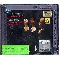 进口CD:肖斯塔科维奇:第五交响曲等