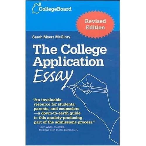 writing the college essay college board