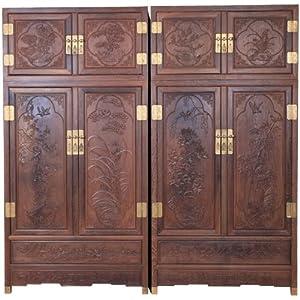 中式衣柜内部结构图
