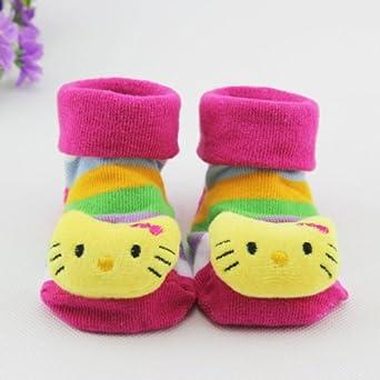 防滑儿童袜可爱