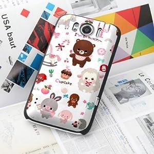 htc g21/x315e/sensation xl 彩绘 手机壳 手机保护壳 可爱动物