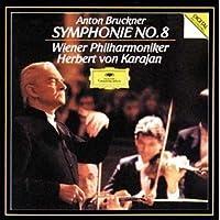 进口CD:布鲁格纳第8交响曲2CD
