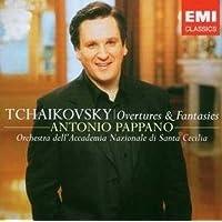 进口CD:柴科夫斯基著名序曲与幻想曲