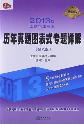 2013年国家司法考试历年真题图表式专题详解.pdf