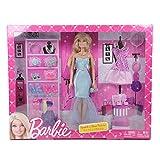Barbie 芭比 娃娃玩具 女孩之闪亮时装组BCF72-图片