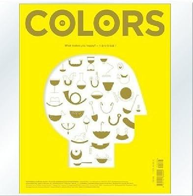 2014年年订杂志:《COLORS》色彩 生活文化生态环境杂志书籍 全年订.pdf