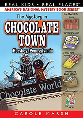 the mystery in chocolate town: hershey
