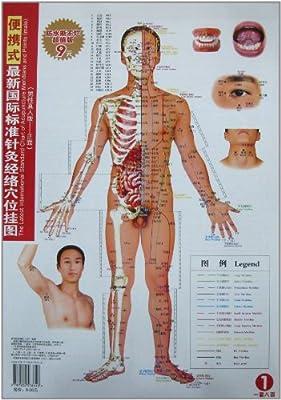 便携式最新国际标准针灸经络穴位挂图.pdf