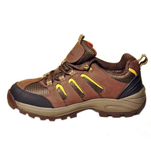 Kolumb 哥仑步 女子户外运动徒步鞋404531 咖啡
