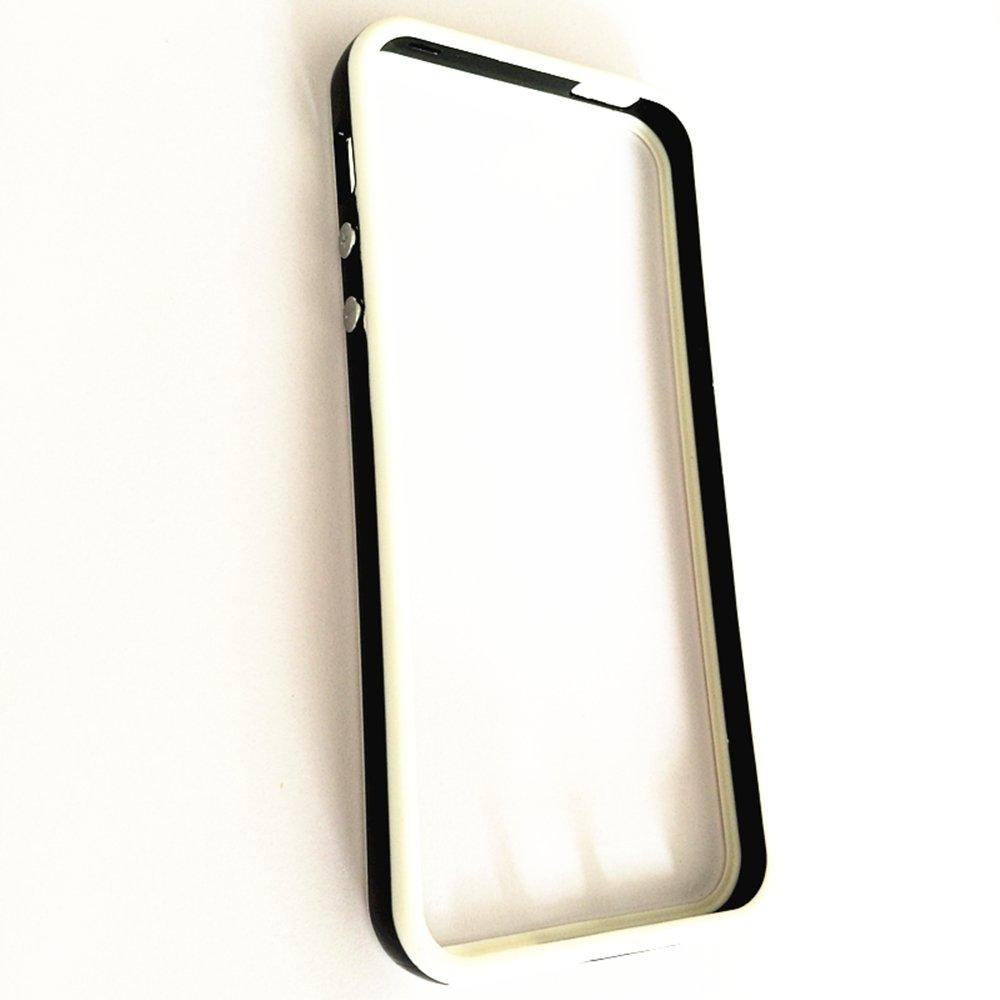 彩色边框保护套 硅胶保护壳 个性边框 硅胶外壳 简约苹果 5s边框