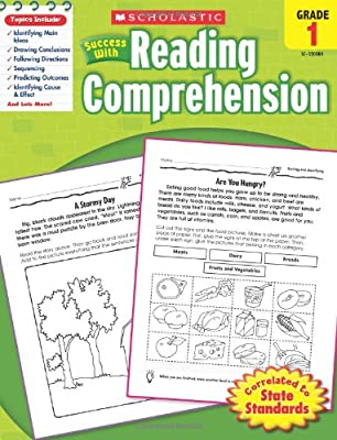 Scholastic Success with Reading Comprehension, Grades 1.pdf