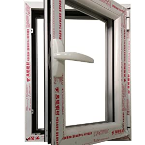 伟启佳 凤铝55系列 隔热断桥铝合金窗 90度转角立柱 计价单位(/米)