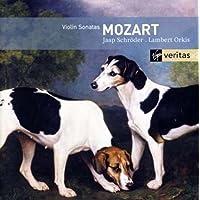 进口CD:莫扎特:小提琴奏鸣曲