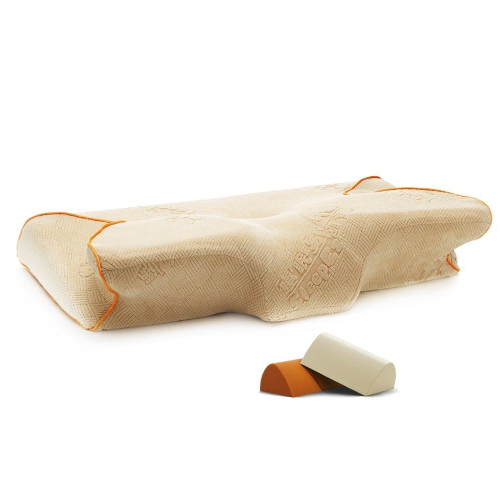 创新升级颈椎牵引枕 慢回弹护颈保健太空枕 记忆枕颈椎枕头 修护颈椎