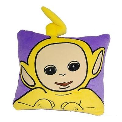 天线宝宝 抱枕玩具 抱枕 黄色拉拉