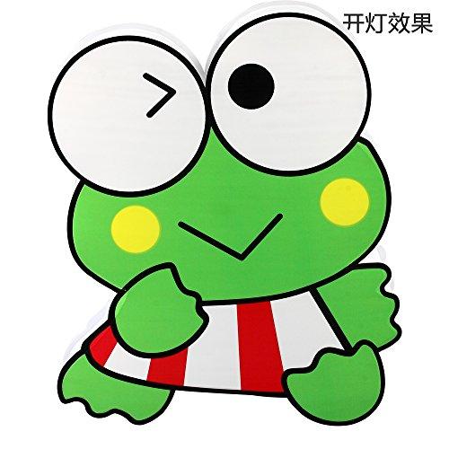 汉庭led儿童吸顶灯 小青蛙5144-24w图片