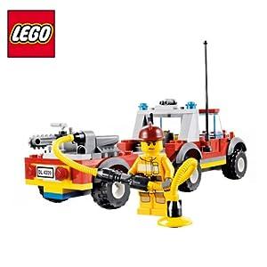 lego 乐高 消防飞机 积木城市组系列 l4209