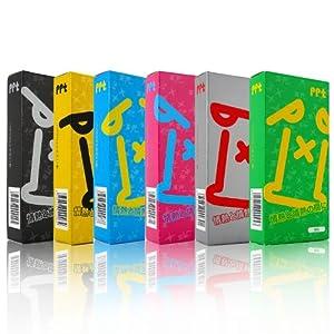 Okamoto 冈本避孕套PPT6盒42只 ¥69.9,叠加99-15,送冈本礼包