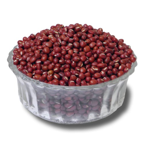 希多多 天然富硒杂粮 有机红豆400g袋真空包装 排毒防癌 有机补硒养生健康红小豆-图片