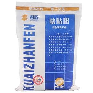 """智恒快粘粉 3kg(""""速凝型快粘粉""""由于物流问题智恒产品仅限北京区域销售)"""