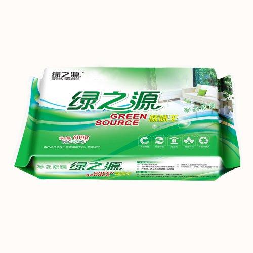 绿之源 活性炭 全效净味600g z-1064(除甲醛 室内装修 空气净化 去除异味 除味除甲醛)-图片