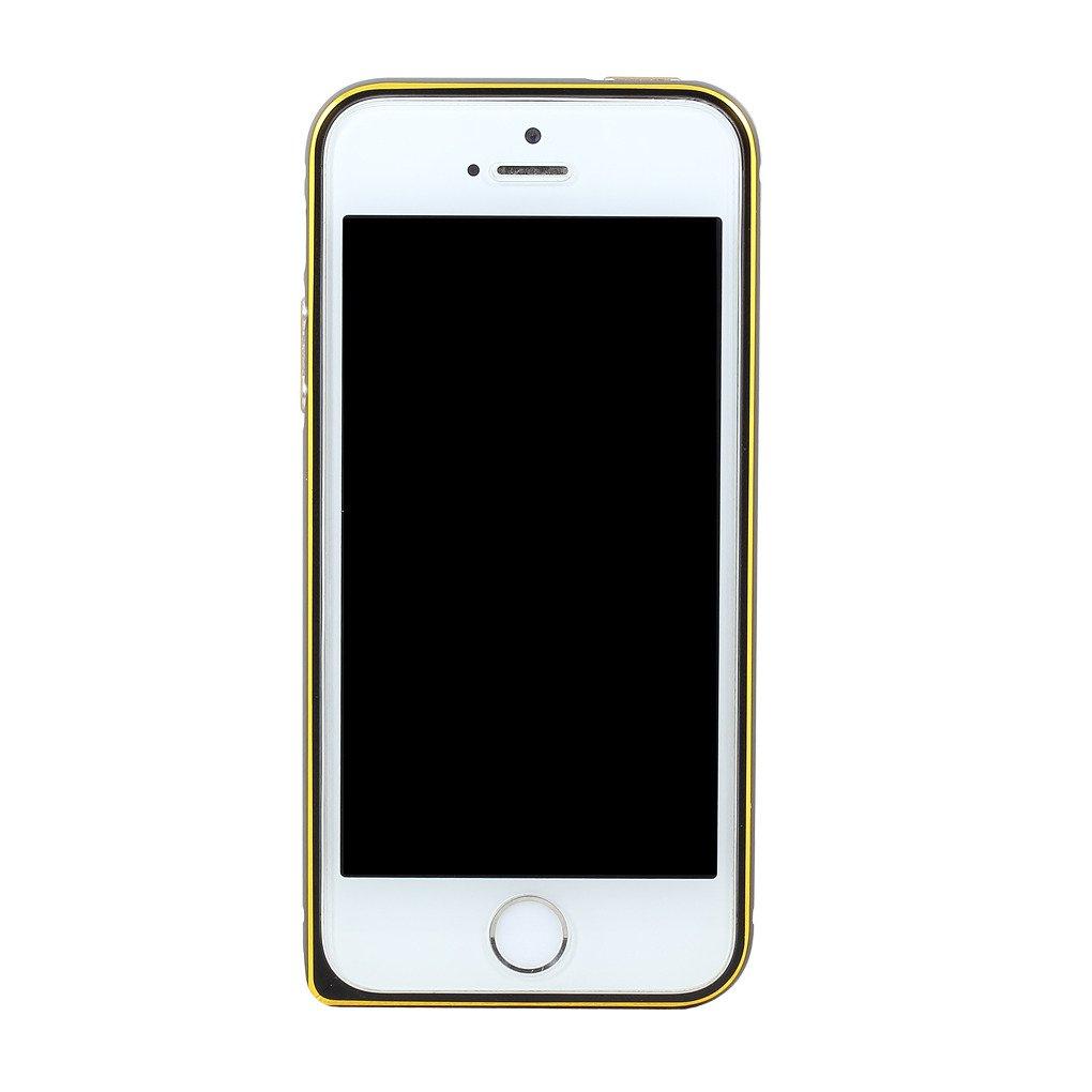 适用于苹果5/iphone5s 海马扣金属边框 苹果5 5s手机边框 iphone5 5s