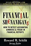 Financial Shenanigans:  How to Detect Accounting Gimmicks & Fraud in Financial Reports, Third Edition-图片