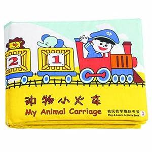 伊诗比蒂 动物小火车