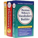 韦氏套装 Vocabulary builder,Dictionary of Synonyms and Antonyms, Merriam Webster Dictionary