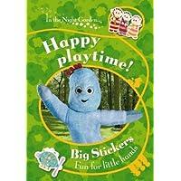 Happy Playtime!: Big Sticker Fun for Little Hands