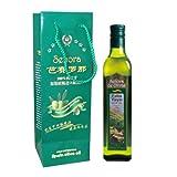 芭赛罗那 特级初榨橄榄油500ml单只礼袋装 西班牙原瓶原装进口 预防妊娠纹-图片