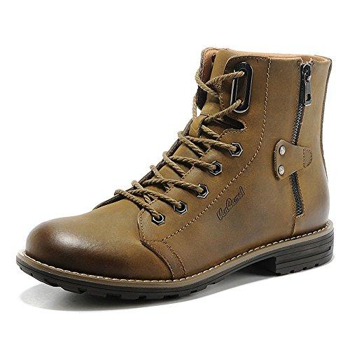 VANCAMEL 西域骆驼 正品户外徒步日常休闲男鞋潮鞋2013秋冬季 马丁靴D1342101066