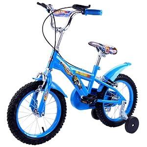 Barbie芭比 Hot wheels风火轮系列14寸儿童自行车 BCX31026-H  274元