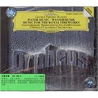 进口CD:水上音乐